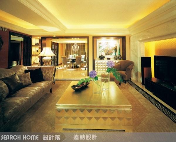 120坪新成屋(5年以下)_新古典案例圖片_遠喆室內設計有限公司_遠喆_01之5