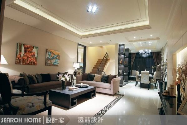 130坪新成屋(5年以下)_新古典案例圖片_遠喆室內設計有限公司_遠喆_02之1