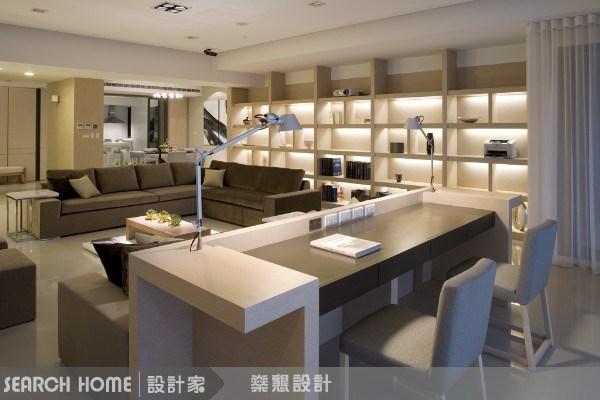 85坪新成屋(5年以下)_現代風案例圖片_珥本室內裝修設計工程有限公司_珥本_01之1