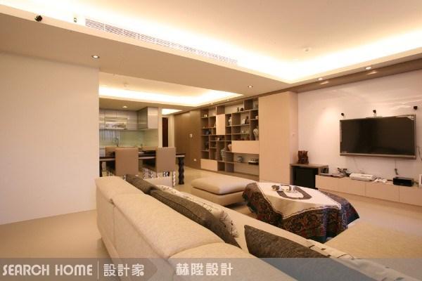 42坪新成屋(5年以下)_現代風案例圖片_赫陞空間規劃設計_赫陞_02之4