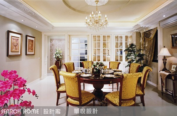 120坪新成屋(5年以下)_新古典案例圖片_華悅室內設計_華悅_02之3