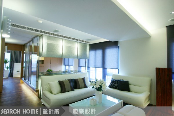 25坪新成屋(5年以下)_現代風案例圖片_迪崴室內設計有限公司_迪崴_01之9