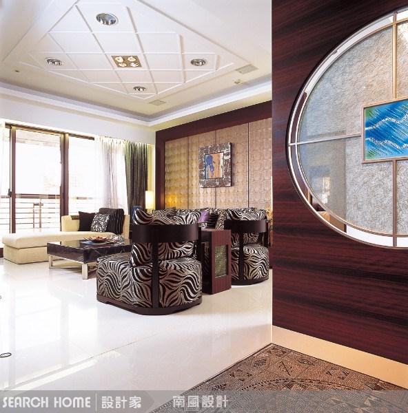 70坪新成屋(5年以下)_奢華風案例圖片_南風室內設計公司_南風_01之5