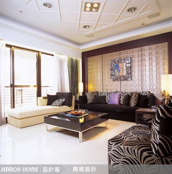 70坪新成屋(5年以下)_奢華風案例圖片_南風室內設計公司_南風_01之3