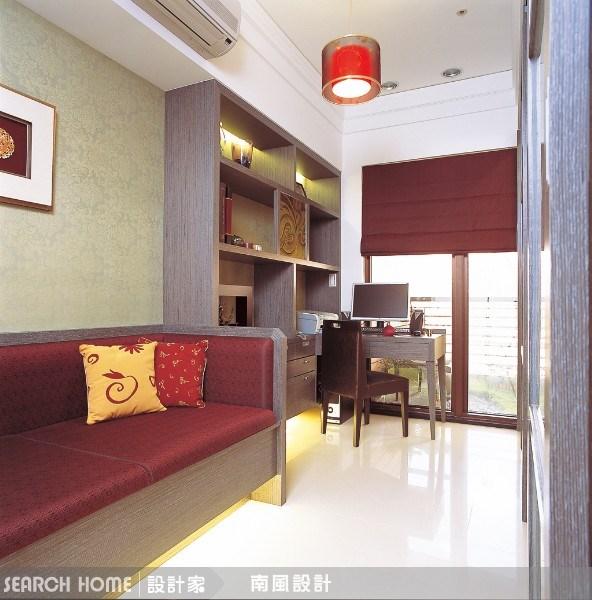 70坪新成屋(5年以下)_奢華風案例圖片_南風室內設計公司_南風_01之2