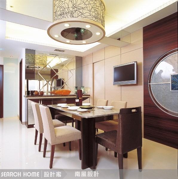 70坪新成屋(5年以下)_奢華風案例圖片_南風室內設計公司_南風_01之4