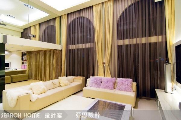 50坪新成屋(5年以下)_混搭風案例圖片_亞思設計有限公司_亞思_01之4