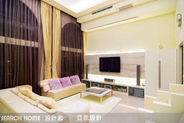 50坪新成屋(5年以下)_混搭風案例圖片_亞思設計有限公司_亞思_01之2