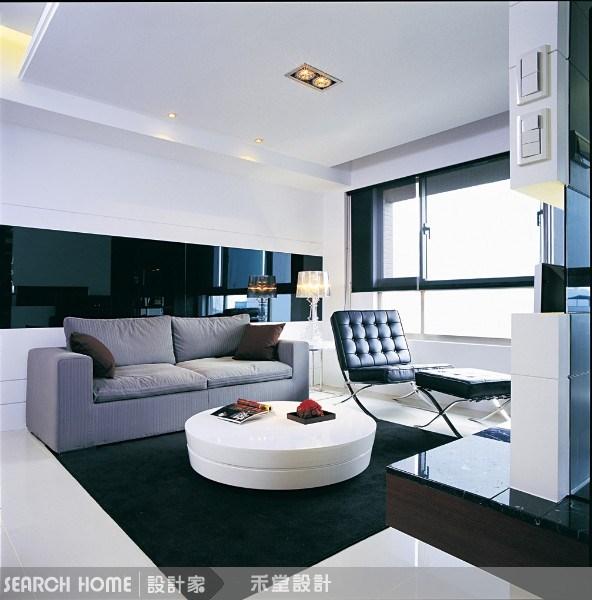35坪新成屋(5年以下)_現代風案例圖片_禾棠空間設計_禾堂_01之4
