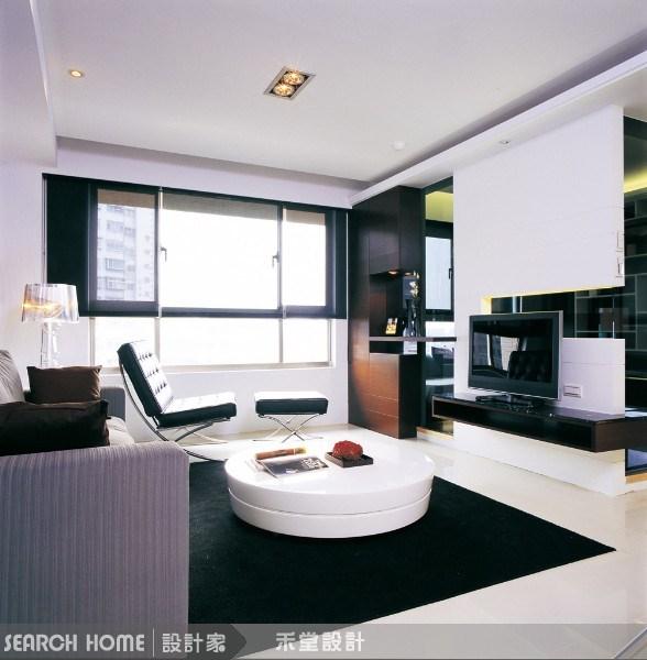 35坪新成屋(5年以下)_現代風案例圖片_禾棠空間設計_禾堂_01之1