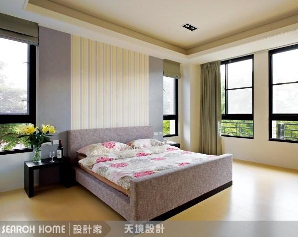 128坪新成屋(5年以下)_現代風臥室案例圖片_天境空間設計_天境_01之5