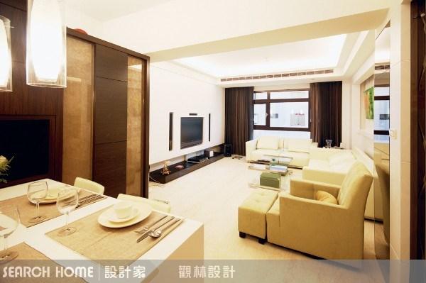 30坪中古屋(5~15年)_現代風客廳案例圖片_觀林設計_觀林_11之2
