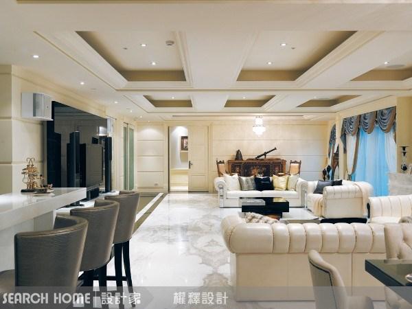 100坪新成屋(5年以下)_奢華風案例圖片_權釋設計_權釋_21之4