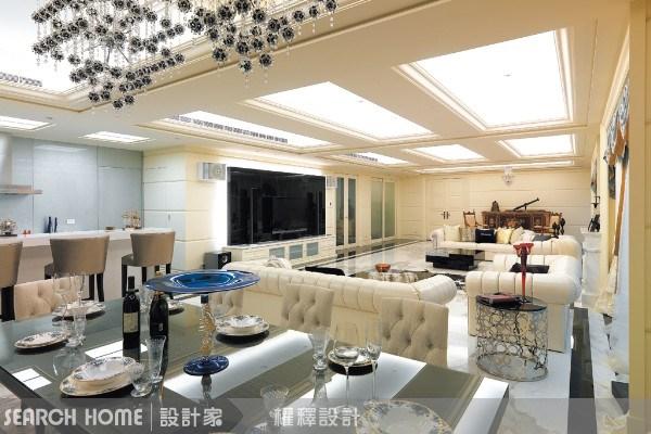 100坪新成屋(5年以下)_奢華風案例圖片_權釋設計_權釋_21之3