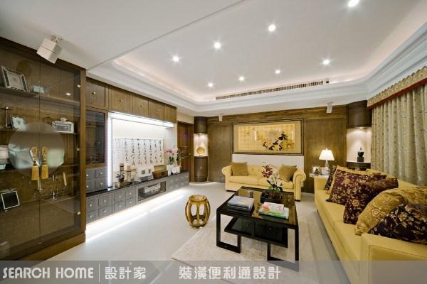 75坪新成屋(5年以下)_新中式風案例圖片_裝潢便利通_裝潢便利通_58之5