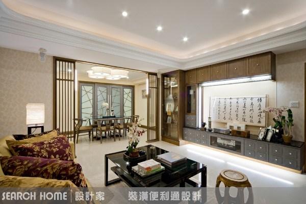 75坪新成屋(5年以下)_新中式風案例圖片_裝潢便利通_裝潢便利通_58之4