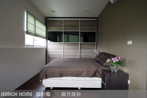 40坪老屋(16~30年)_休閒風臥室案例圖片_當代空間有限公司_當代_09之37