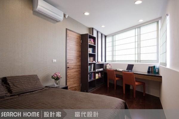 40坪老屋(16~30年)_休閒風臥室案例圖片_當代空間有限公司_當代_09之34