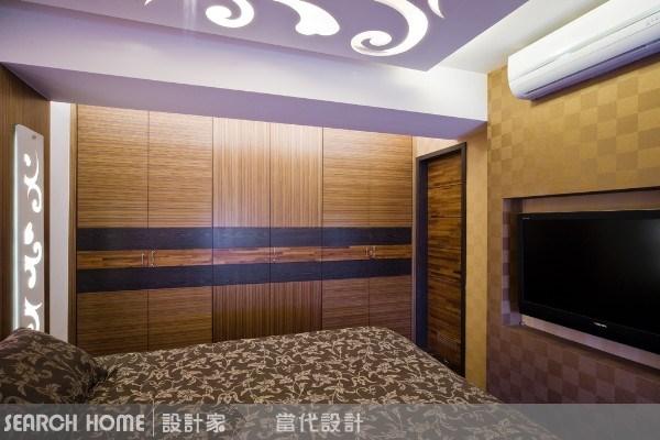 40坪老屋(16~30年)_休閒風臥室案例圖片_當代空間有限公司_當代_09之43