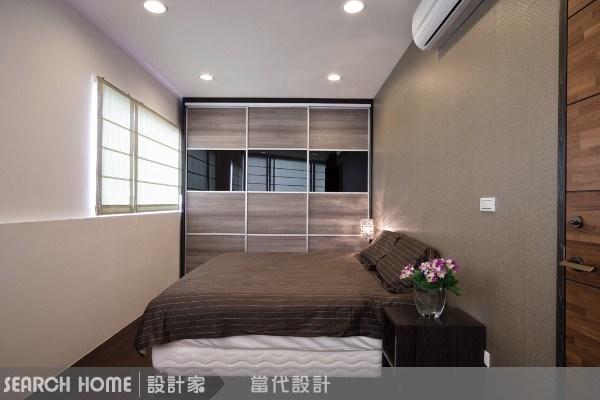 40坪老屋(16~30年)_休閒風臥室案例圖片_當代空間有限公司_當代_09之33
