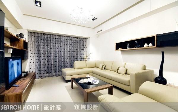 32坪新成屋(5年以下)_現代風案例圖片_筑域國際空間設計_筑域_02之22