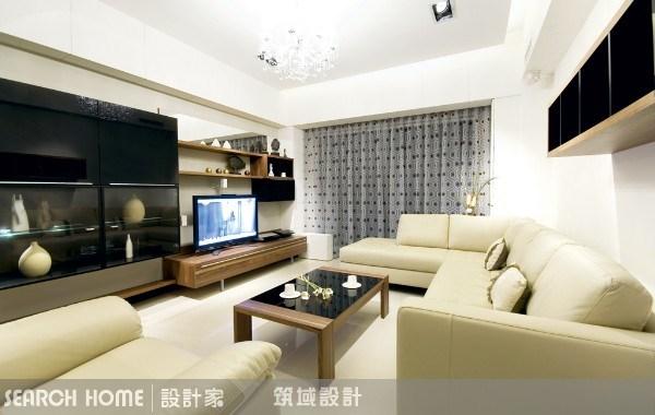32坪新成屋(5年以下)_現代風案例圖片_筑域國際空間設計_筑域_02之25