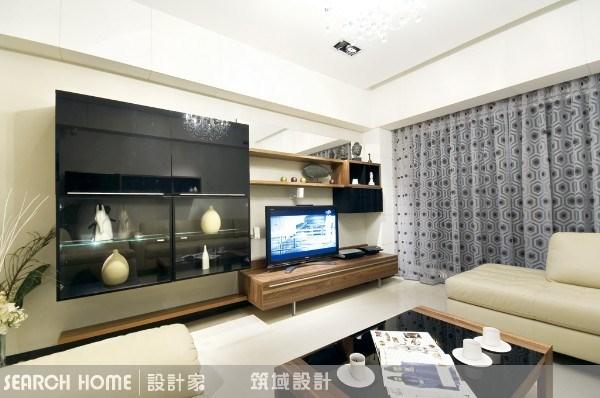 32坪新成屋(5年以下)_現代風案例圖片_筑域國際空間設計_筑域_02之4