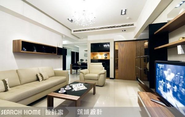 32坪新成屋(5年以下)_現代風案例圖片_筑域國際空間設計_筑域_02之23