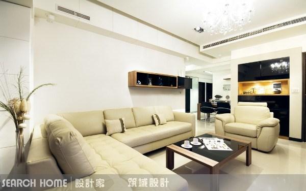 32坪新成屋(5年以下)_現代風案例圖片_筑域國際空間設計_筑域_02之5
