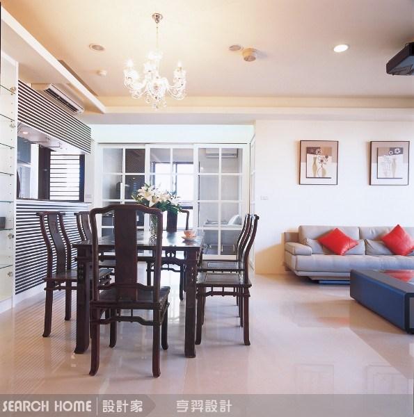 50坪新成屋(5年以下)_現代風案例圖片_亨羿生活空間設計_亨羿_23之1