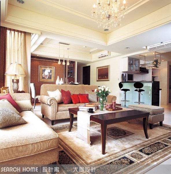 50坪新成屋(5年以下)_新古典案例圖片_禾久室內裝修設計_禾久_07之2