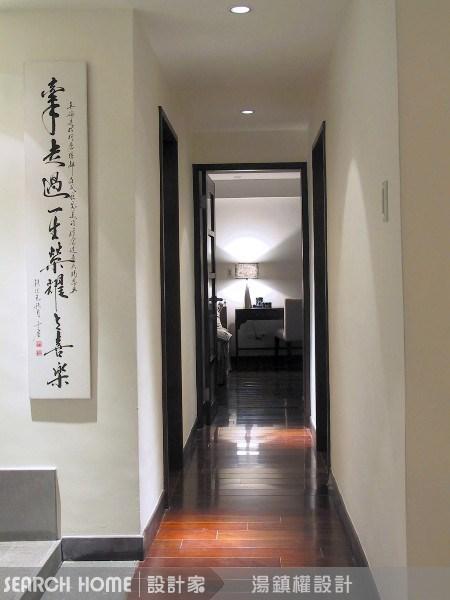 40坪新成屋(5年以下)_新中式風案例圖片_湯鎮權空間設計_湯鎮權_13之1