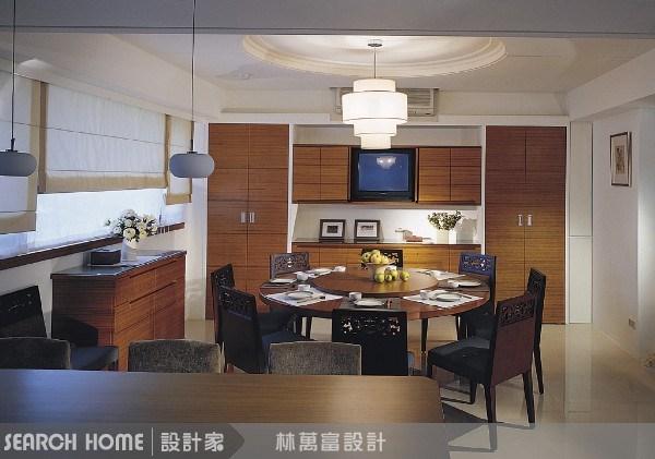 40坪新成屋(5年以下)_混搭風案例圖片_林萬富室內設計_林萬富_10之3
