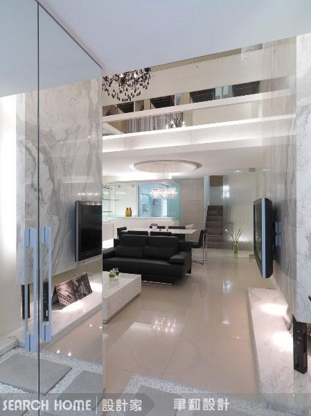 90坪新成屋(5年以下)_奢華風案例圖片_尤噠唯建築師事務所_聿和_03之1