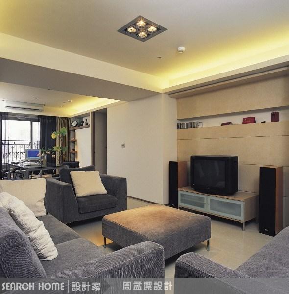 36坪新成屋(5年以下)_現代風案例圖片_周孟潔室內設計工作室_周孟潔_01之10