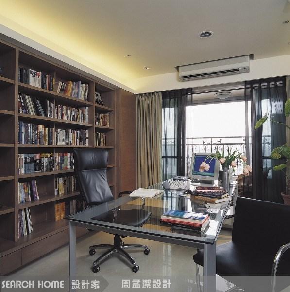 36坪新成屋(5年以下)_現代風案例圖片_周孟潔室內設計工作室_周孟潔_01之4