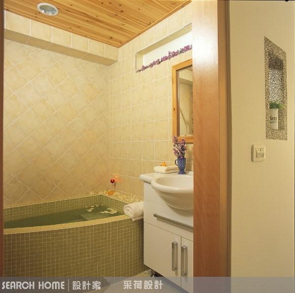 36坪中古屋(5~15年)_新中式風浴室案例圖片_采荷設計_采荷_09之4