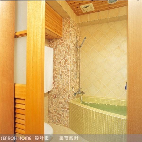 36坪中古屋(5~15年)_新中式風浴室案例圖片_采荷設計_采荷_09之3