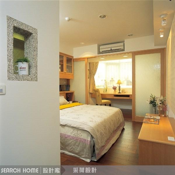 36坪中古屋(5~15年)_新中式風臥室案例圖片_采荷設計_采荷_09之2