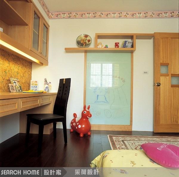 36坪中古屋(5~15年)_新中式風臥室案例圖片_采荷設計_采荷_09之1