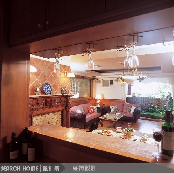 42坪中古屋(5~15年)_鄉村風餐廳案例圖片_采荷設計_采荷_06之10