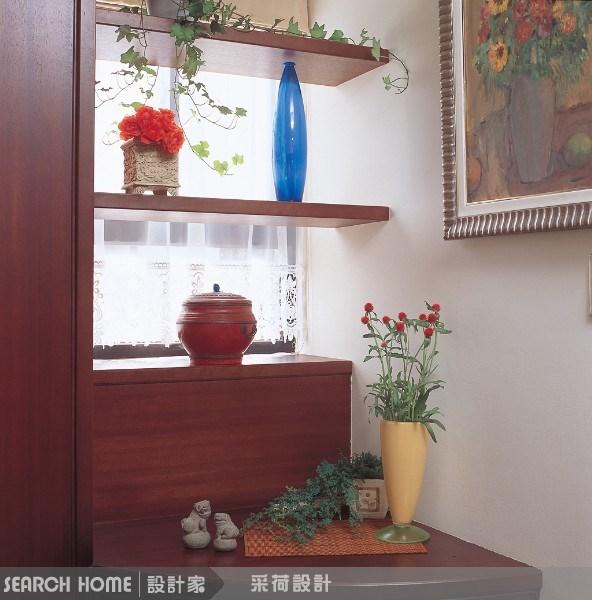 28坪中古屋(5~15年)_新中式風客廳案例圖片_采荷設計_采荷_03之4