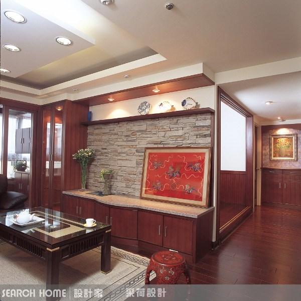 28坪中古屋(5~15年)_新中式風客廳案例圖片_采荷設計_采荷_03之7