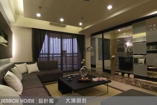 45坪新成屋(5年以下)_奢華風案例圖片_大凊設計_大凊_18之1