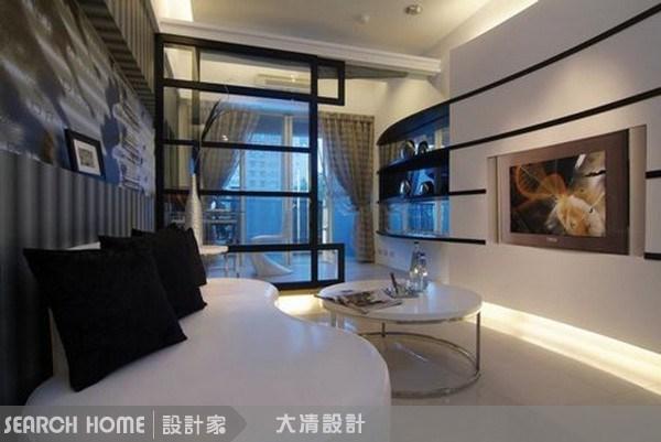 20坪新成屋(5年以下)_現代風案例圖片_大凊設計_大凊_16之3