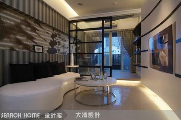 20坪新成屋(5年以下)_現代風案例圖片_大凊設計_大凊_16之2