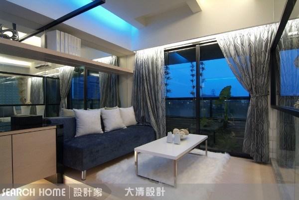 45坪新成屋(5年以下)_現代風案例圖片_大凊設計_大凊_10之3