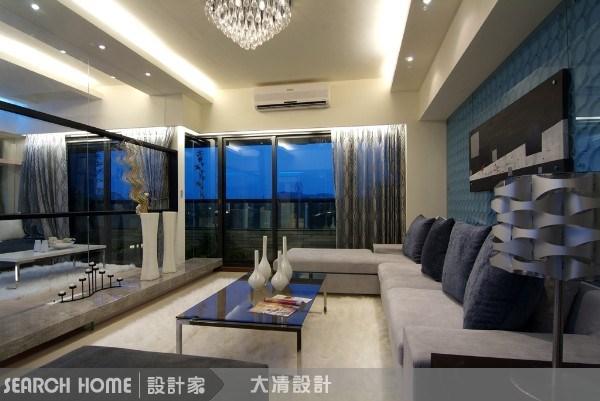 45坪新成屋(5年以下)_現代風案例圖片_大凊設計_大凊_10之1
