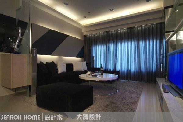 35坪新成屋(5年以下)_混搭風案例圖片_大凊設計_大凊_09之1