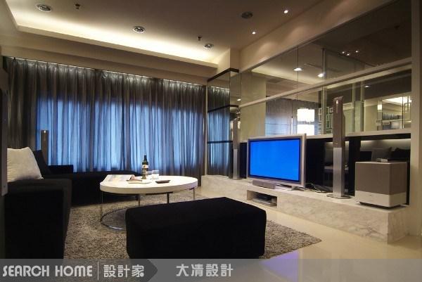 35坪新成屋(5年以下)_混搭風案例圖片_大凊設計_大凊_09之2